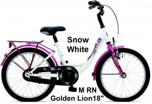x Golden Lion 18 MRN Snow White